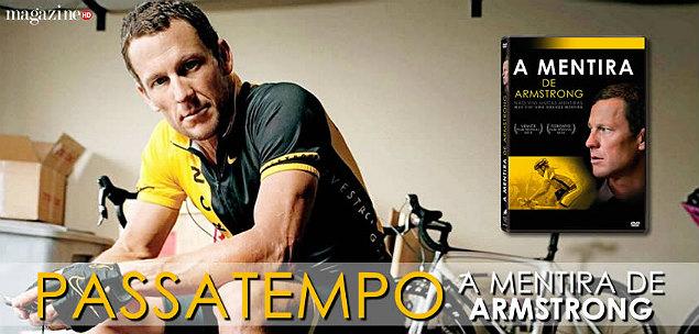 A Mentira de Armstrong - Banner