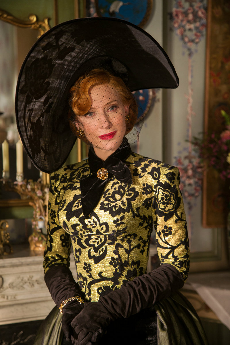 Cinderela Sandy Powell