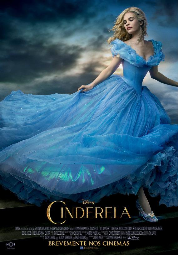 Cinderela - Poster