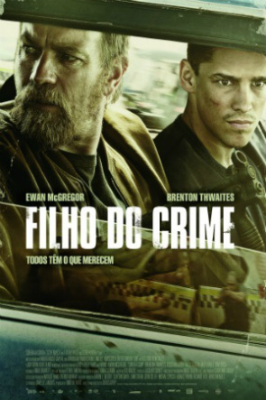 Filho do Crime - Poster