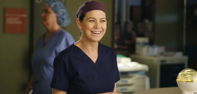 Grey's Anatomy T11 FOX Life HD I