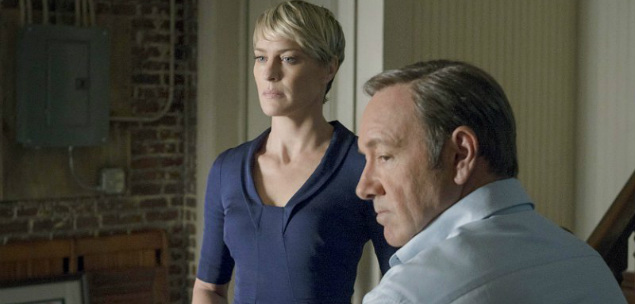 House of Cards Temporada 3 TVS HD Foto 1