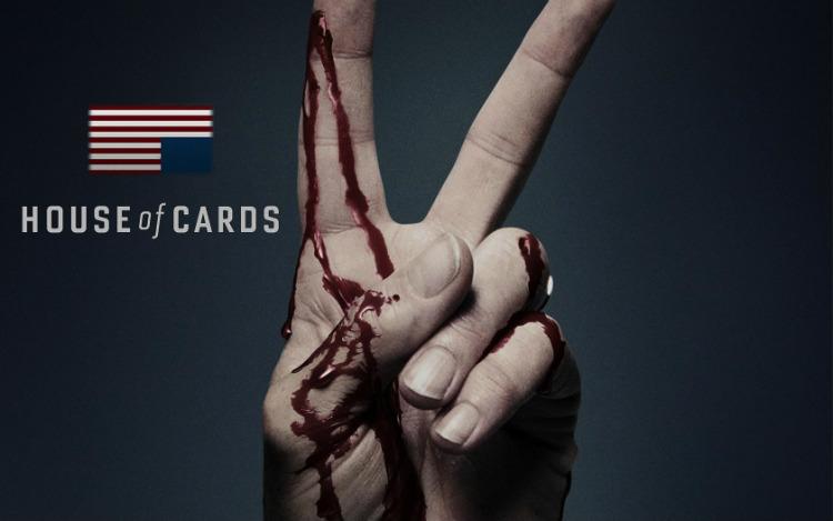House of Cards Temporada 3 TVS HD Foto 4