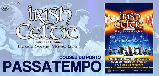 Irish Celtic Passatempo