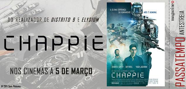 Passatempo - Chappie