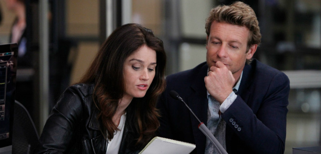 The Mentalist Sexta Temporada AXN HD 1