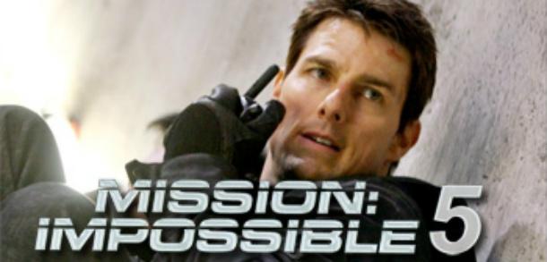 Tom Cruise MIV