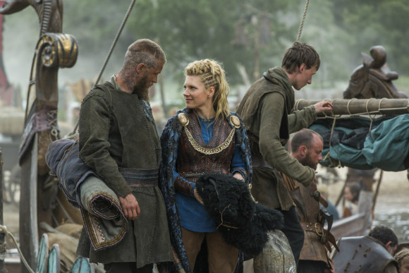 Vikings Terceira Temporada TVS HD Artigo 4