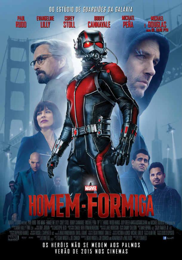 Homem Formiga Poster
