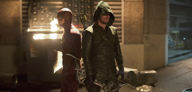Flash Arrow