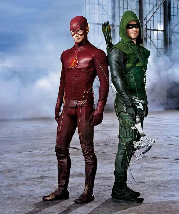 Flash e Arrow