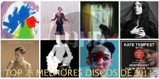 Top 75 melhores discos de 2014, com muitos regressos, algumas confirmações e poucas revelações.