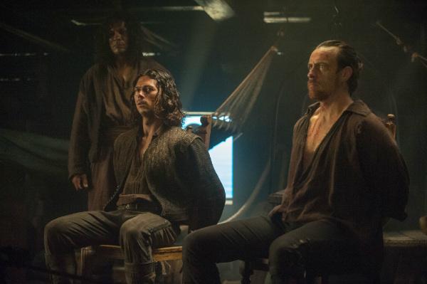 Black Sails Segunda Temporada AXN HD 3