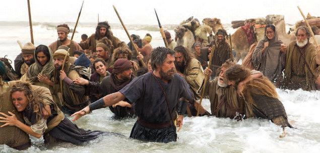 exodus bale cinema vs televisao