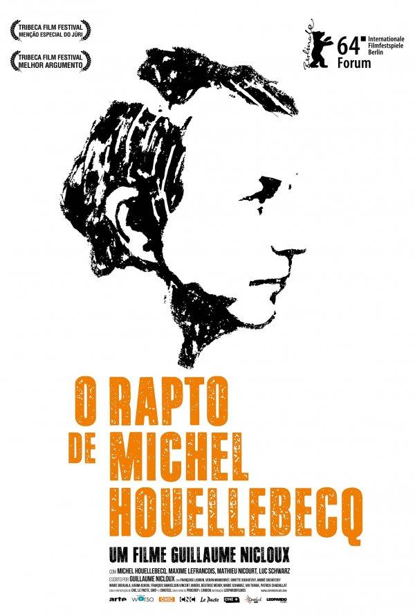 O Rapto de Michel Houellebecq