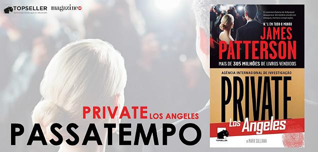 Private Los Angeles Passatempo Livro