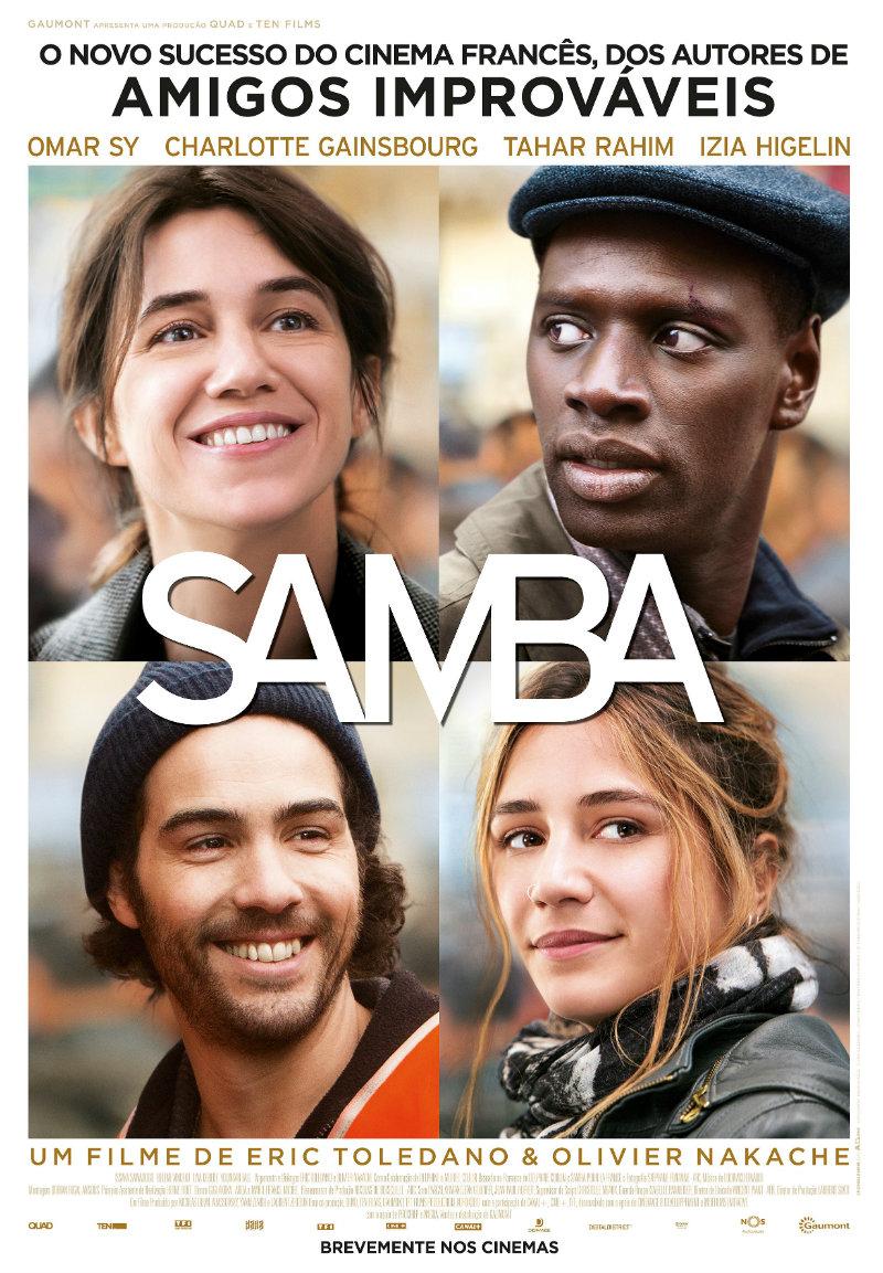 Samba - Poster