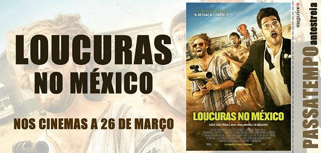Loucuras no México loucuras banner