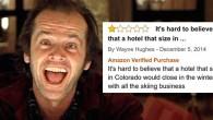 A maravilhosa internet misturou posters de filmes com as suas respetivas (más) críticas por utilizadores do Amazon.