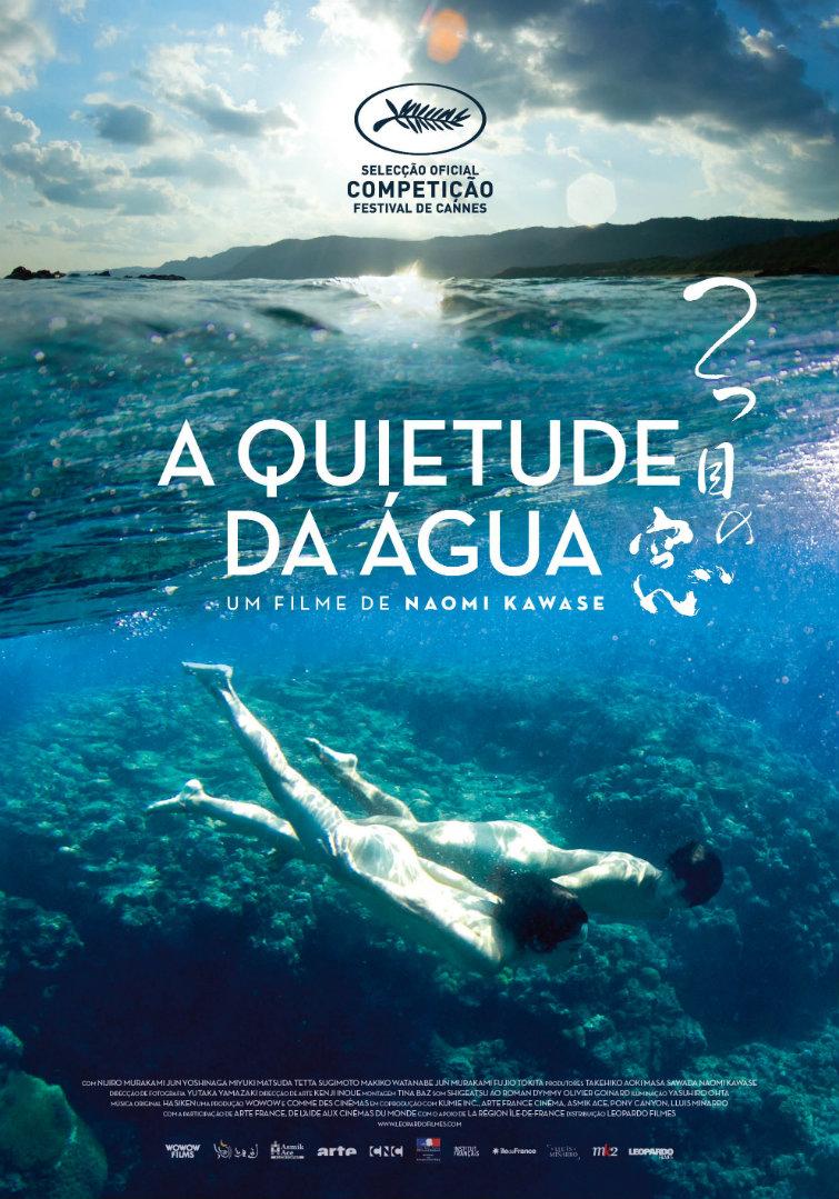 A Quietude da Água Poster