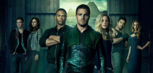 Arrow Quarta Temporada