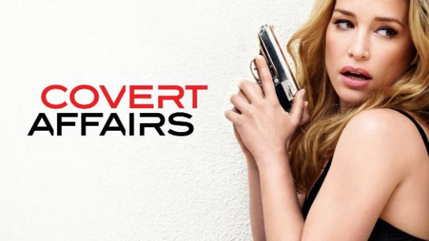 Covert Affairs T5 FOX Crime HD B