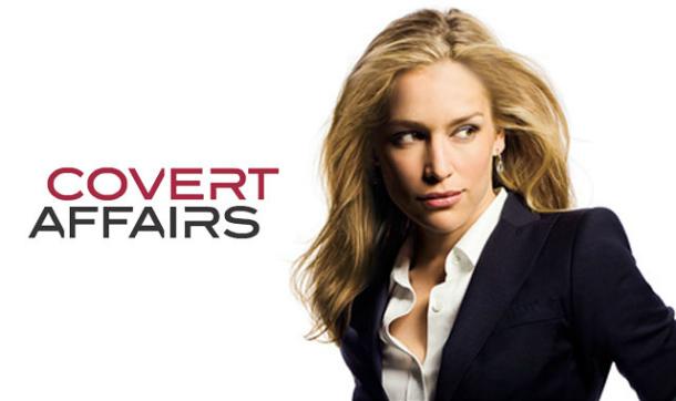 Covert Affairs T5 FOX Crime HD C