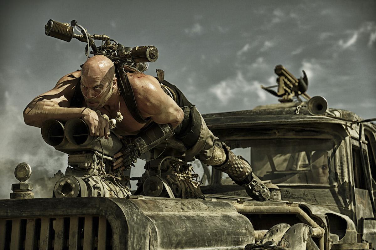 Mad Max: Estrada da F&...