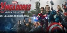 Divulgada galeria de imagens de Vingadores: A Era de Ultron, um dos filmes mais aguardados do ano. Nos cinemas a 29 de abril. Vê os Avengers em ação.