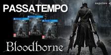 A Magazine.HD e a Sony Portugal têm para oferecer exemplares do grande jogo do momento, Bloodborne.