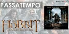 A Magazine.HD e a Universal Music Portugal têm para oferecer magníficos exemplares da BSO de O Hobbit: A Batalha dos Cinco Exércitos.