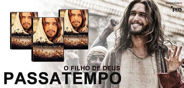 O Filho de Deus pst_FILHODEUS_dvd