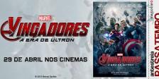 A Magazine.HD e a Marvel têm para oferecer convites duplos para a Antestreia do magnífico filme Vingadores: A Era de Ultron.