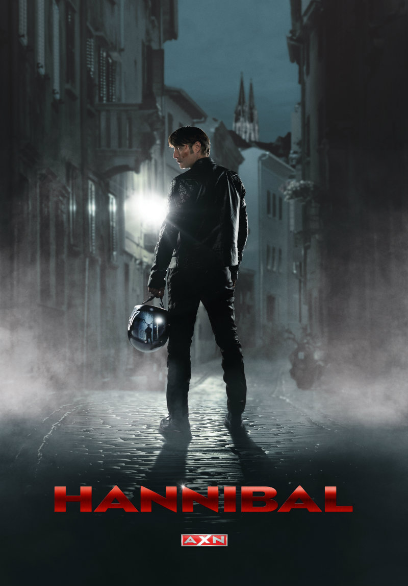 Hannibal Terceira Temporada no AXN HD 02
