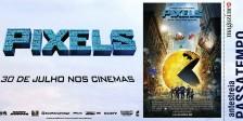 A Magazine.HD e a Big Picture Films têm para oferecer convites duplos para a Antestreia do magnífico filme Pixels.