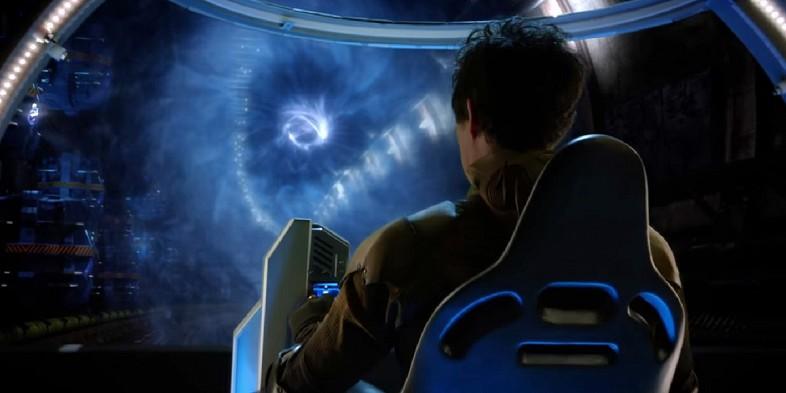 The Flash Wormhole