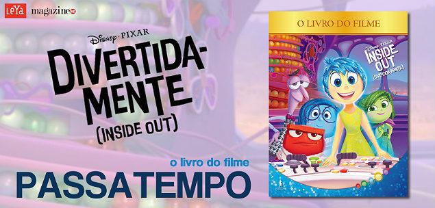 Inside Out divertidamente_livro_pst