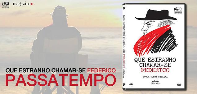 Que Estranho Chamar-se Federico federico_dvd_banner