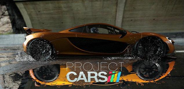 Project Cars wallpaper
