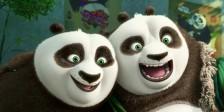 Não há duas sem três! Que o diga Po, o Panda do Kung Fu à chegada do trailer para o seu novo filme.