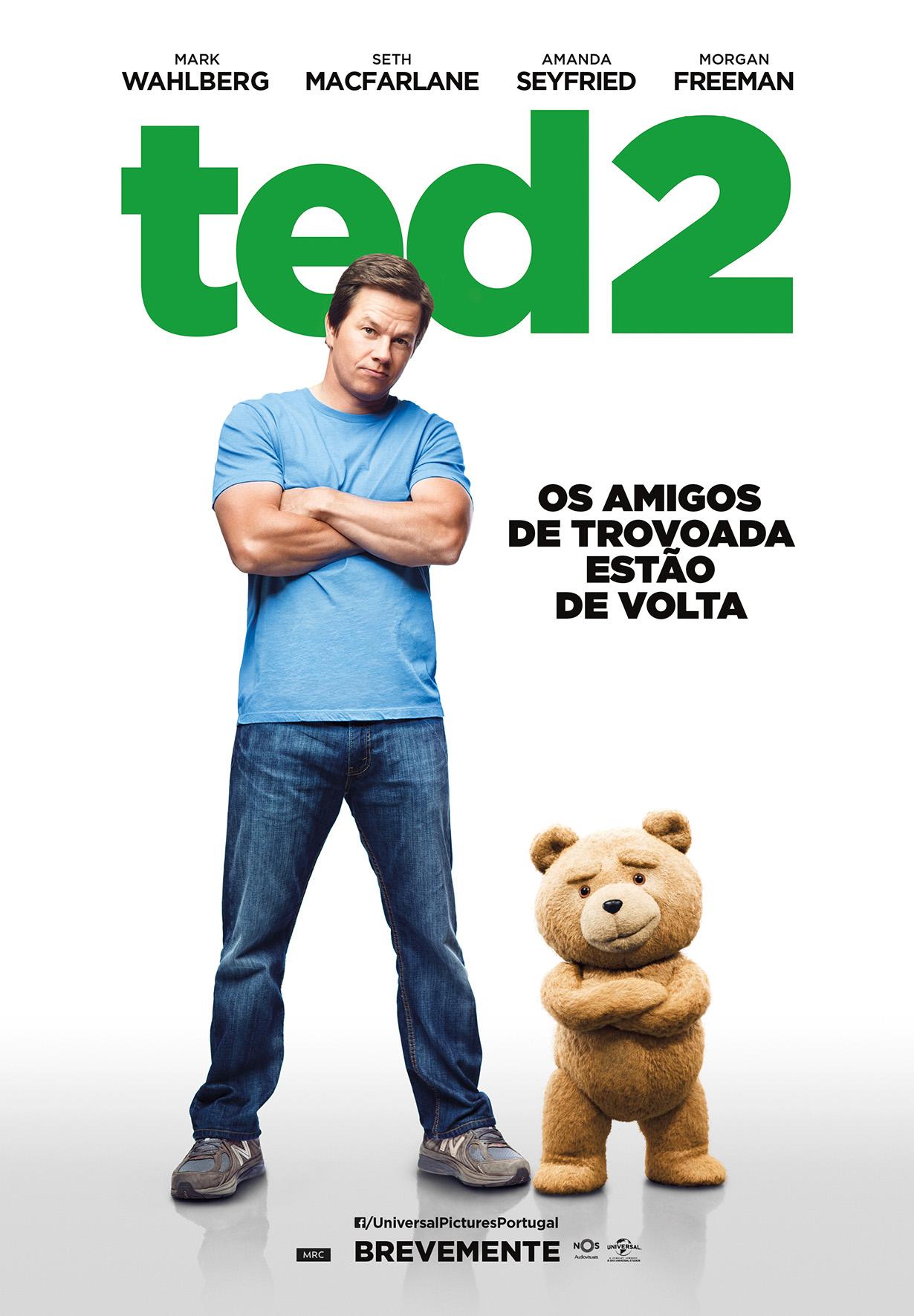 Ted 2 Passatempo Mhd Magazine Hd