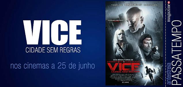 Vice - Cidade Sem Regras Banner