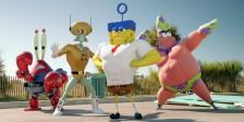 É uma das estrelas mais famosas (e rentávais) do Nickelodeon e voltou a dar cartas no grande ecrã: Spongebob veio para ficar!