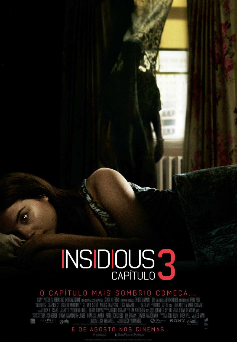 Insidious Capítulo 3 - Poster