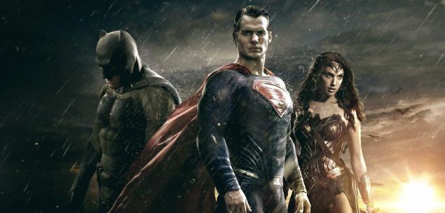 batman vs superman trailer novo
