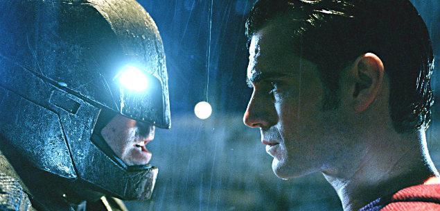 Batman vs Super-homem Golden Trailer Awards