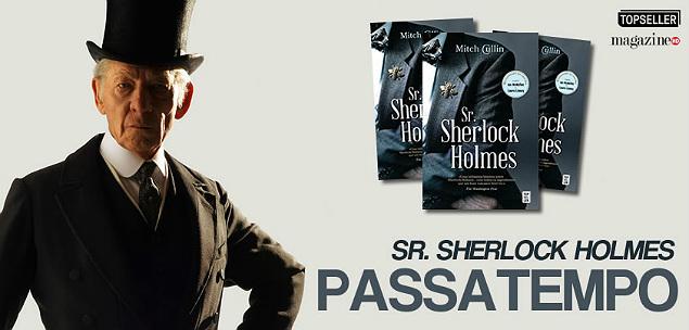 Sr. Sherlock Holmes (Livro)   Passatempo MHD sherlock_livro_pst