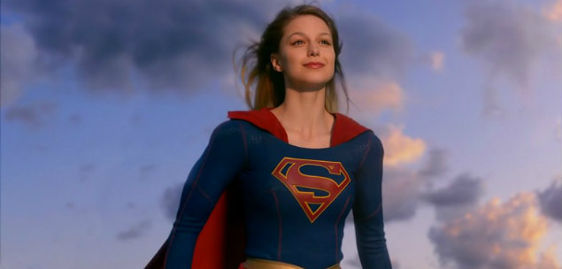 supergirl fotos
