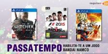A Magazine.HD e a Bandai Namco têm para oferecer um fantástico pack de videojogos para PS4 e PC.