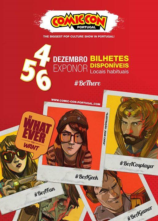 Comic Con Portugal 2015